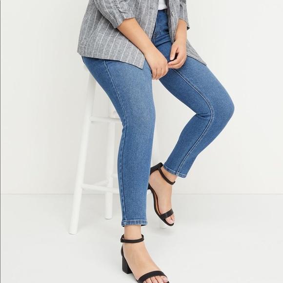 Lane Bryant Denim - Lane Bryant Super Stretch Skinny Jeans NWT Size 16
